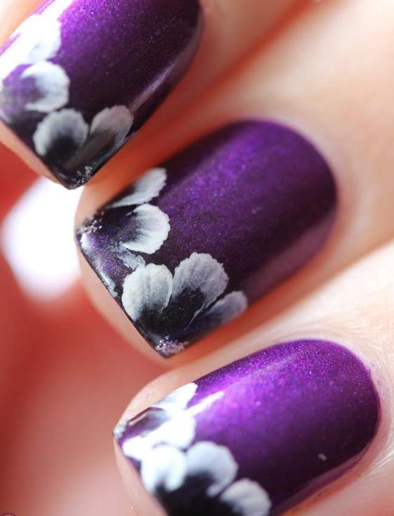 Wuri cahyaning cara membuat nail art sendiri