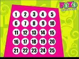 numeros ganadores pozo millonario sorteo 610