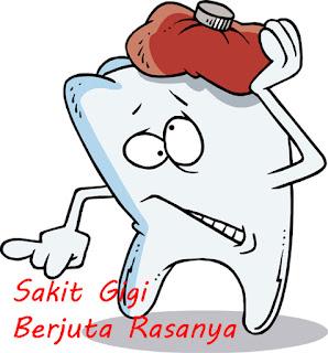 Penyebab, Gejala dan Cara mengobati sakit gigi