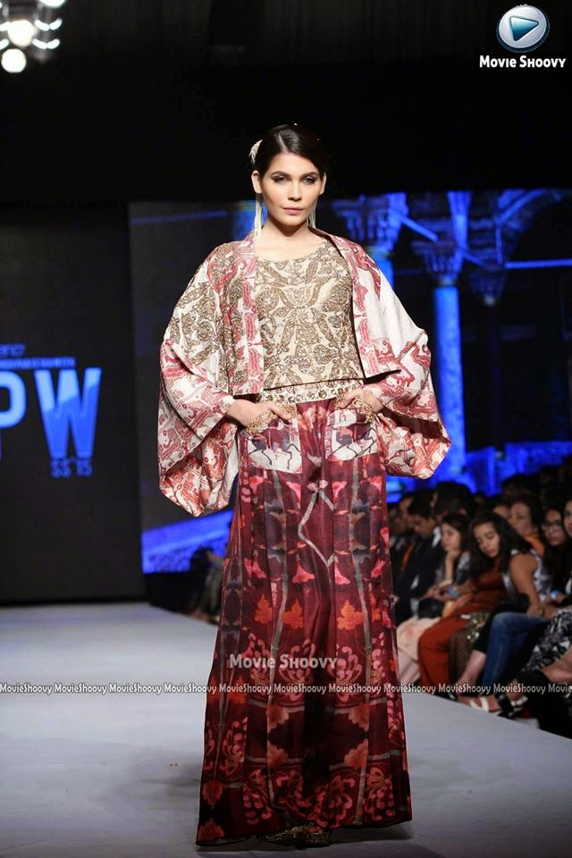 Shameel Ansari Pret Collection 2015 TPFW