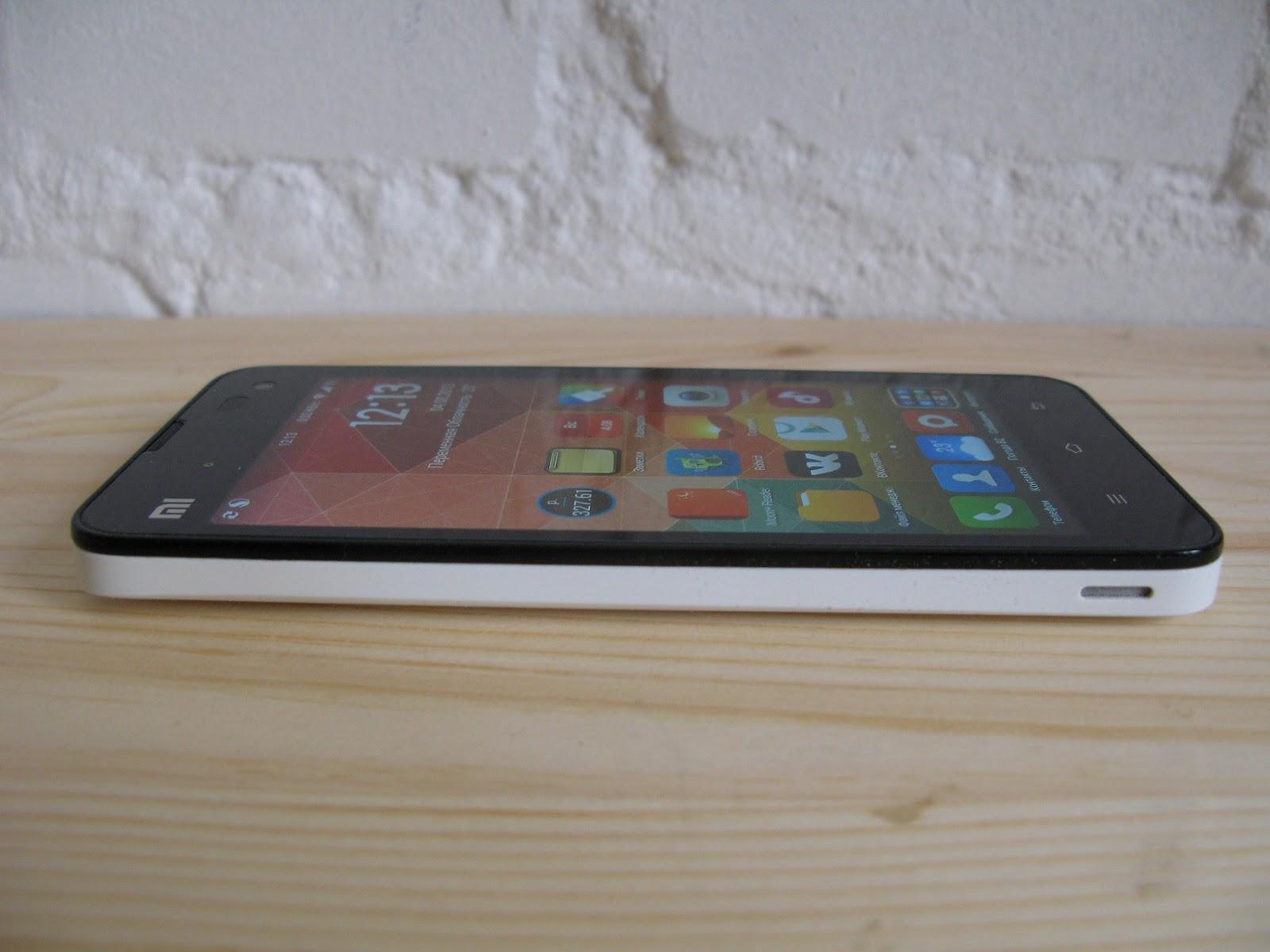 Обзор Xiaomi MI2A