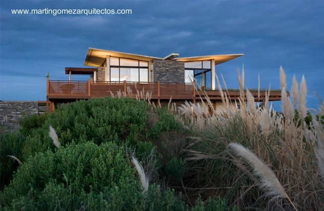 Arquitectura de casas: información y fotos de casas de playa.