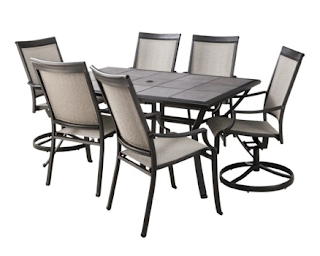 pretty patio furniture deals Mint Arrow
