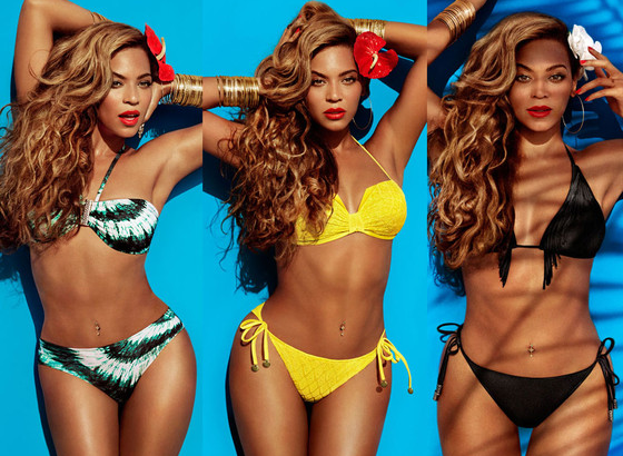 Beyonce Demanded H&m Ditch