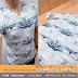 T-Shirt Hide Diamonf Sky Blue