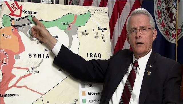 """""""ΗΠΑ, Τουρκία και Σαουδική Αραβία εξοπλίζουν και διακινούν τους τζιχαντιστές για επιθέσεις στο εξωτερικό"""" λέει τώρα ο Αμερικανός Γερουσιαστής Richard Black!"""