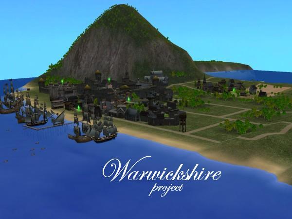 My Warwick project