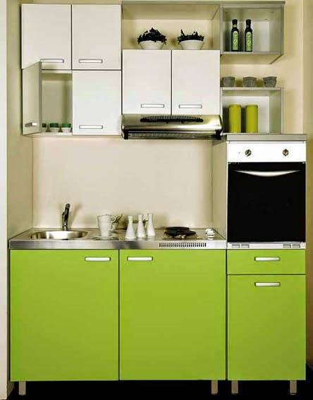 ahorrar espacio, cocina