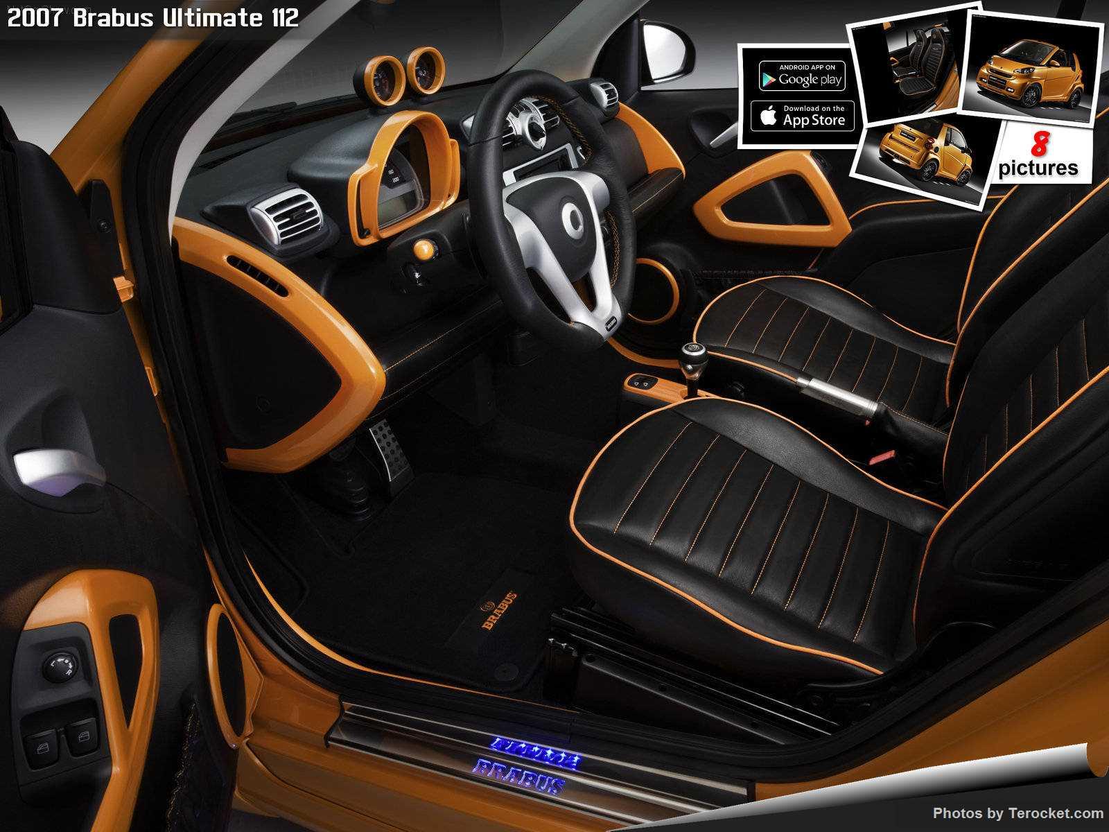 Hình ảnh xe ô tô Brabus Ultimate 112 2007 & nội ngoại thất