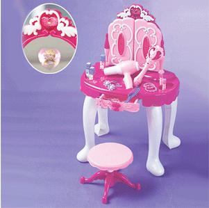 My CNY Mommy Girls Vanity Set Reg