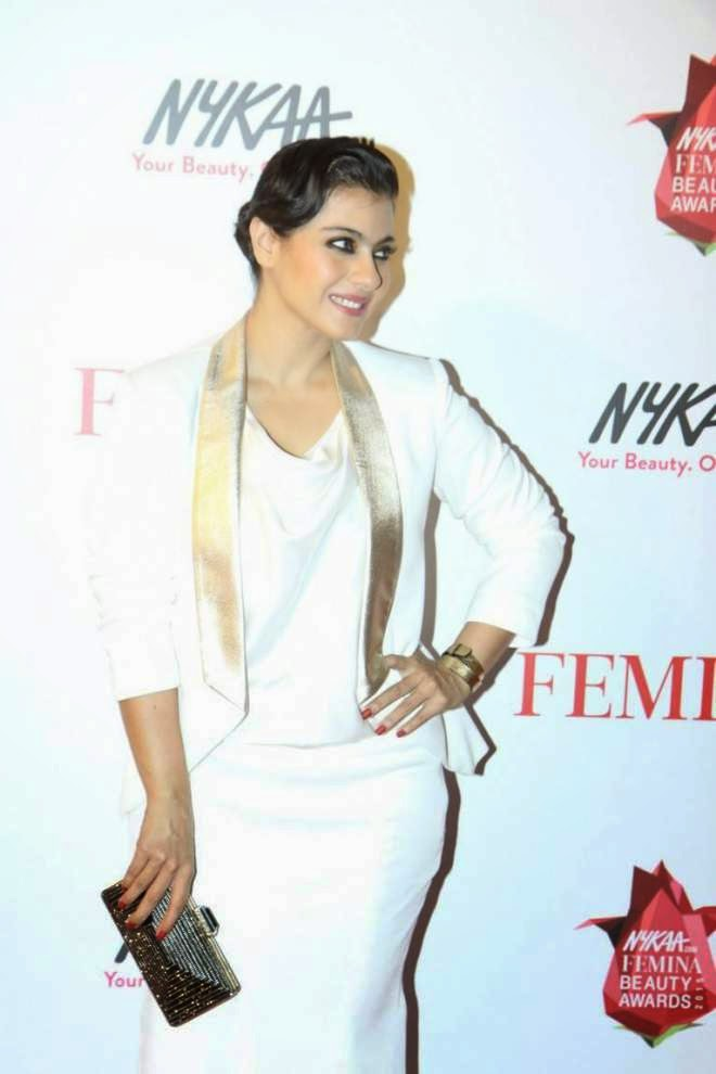 Kajol Latest Stills At Femina Beauty Awards 2015 Photos