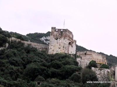 Castillo de los Moros, Gibraltar