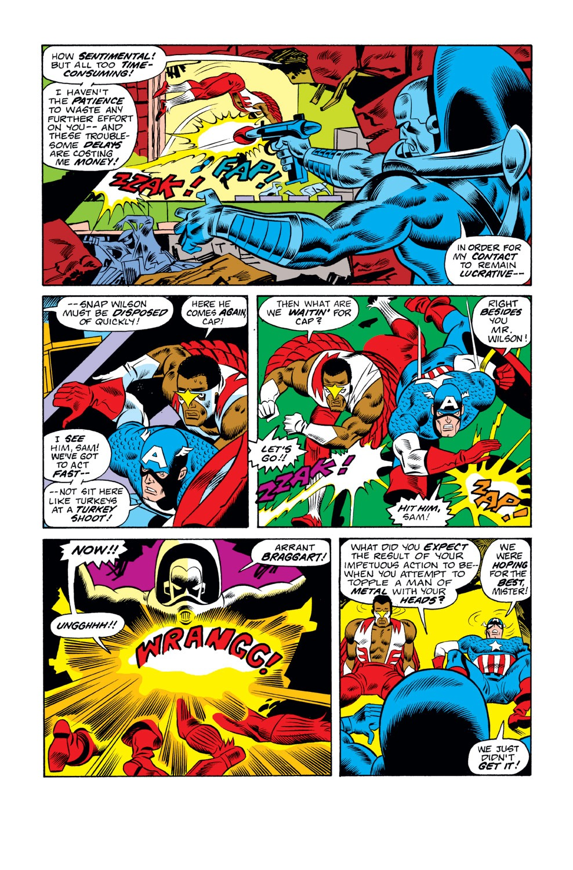 Captain America (1968) Issue #191 #105 - English 14