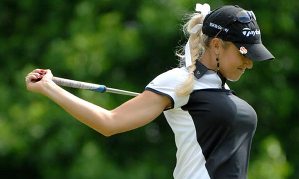 Sexiest Women Athlete Of All Time natalie gulbis