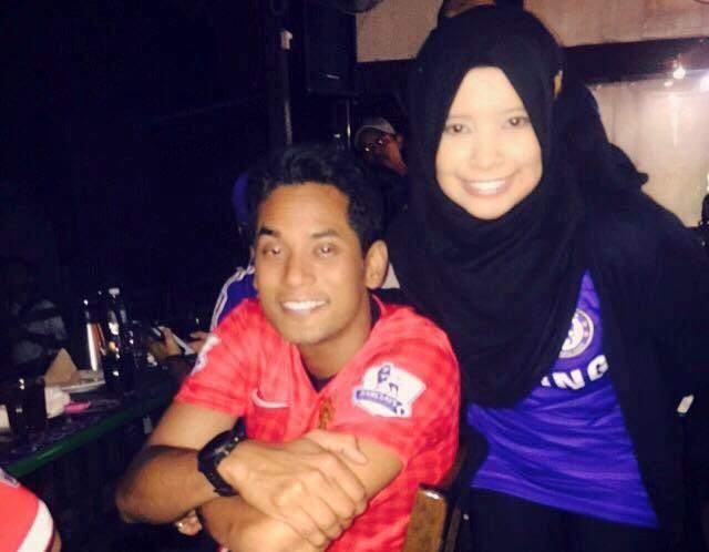 Khairy Jamaluddin Fatin Bella