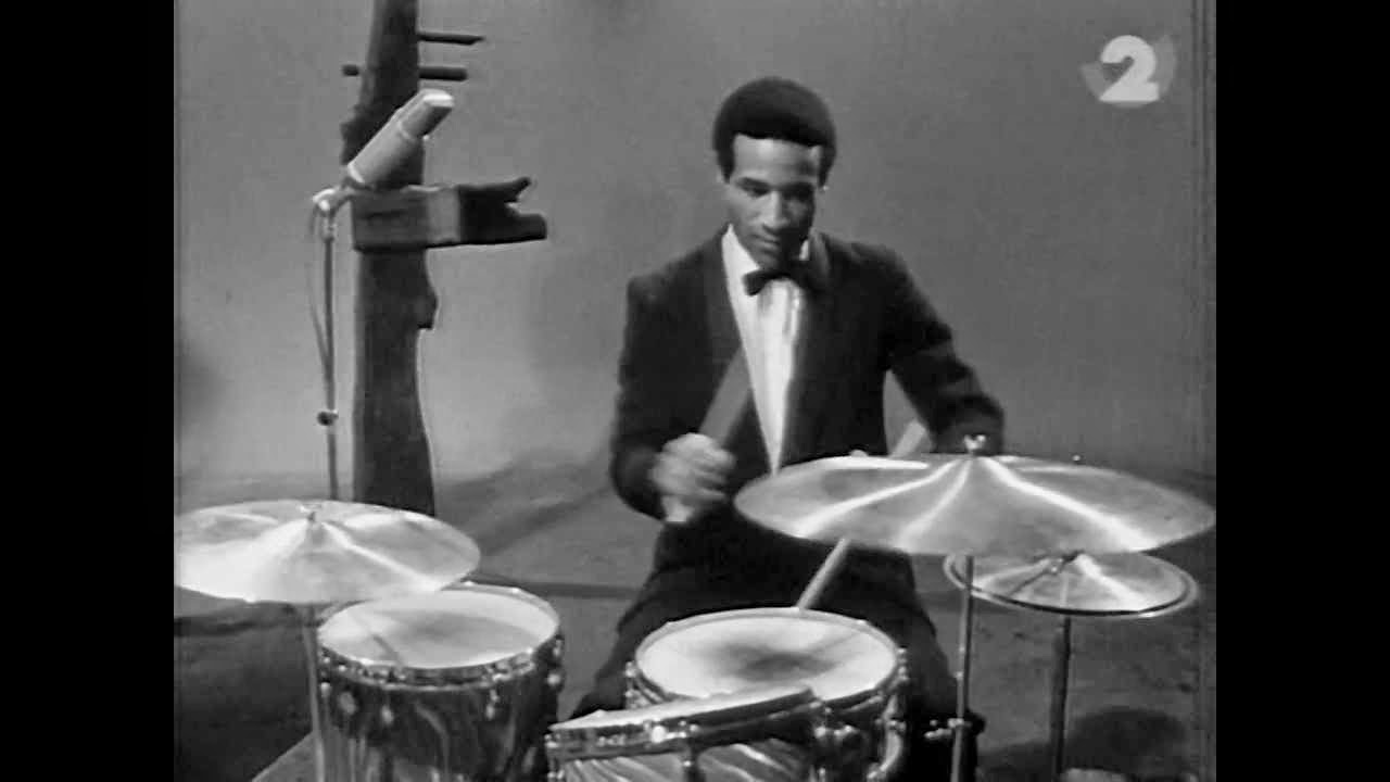 Max Roach Quartet - Just One Of Those Things - Drum Conversation