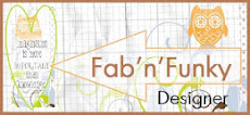 PROUD TO DESIGN FOR FAB&#39;n&#39;FUNKY CHALLENGE