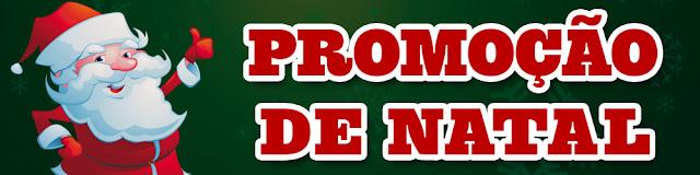 Promoção de Natal!!!
