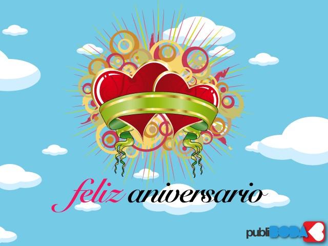 Feliz aniversario mi amor. - YouTube