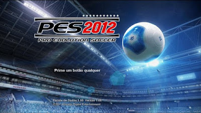 PES 2012 Patch 1.06 – official update
