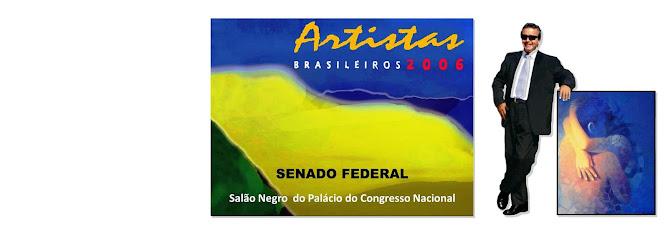 Artistas Brasileiros 2006 -BrunoSteinbach