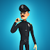 Cartoon Police 3D model