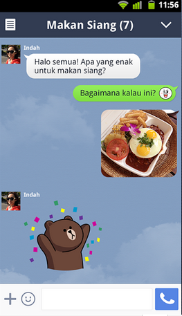 Download Apk Line Terbaru Versi 4.9.1 for Android Gratis