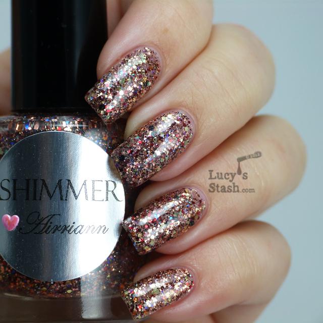 Lucy's Stash - Shimmer Polish Airriann