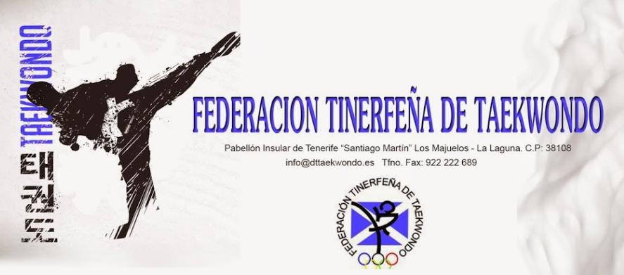 FEDERACIÓN TINERFEÑA TKD