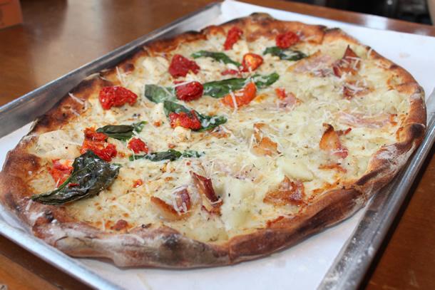 Mashed Potato Pizza