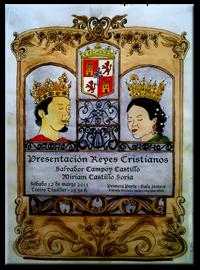 PRESENTACIÓN REYES CRISTIANOS 2011