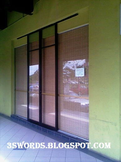 Sliding glass door in selangor malaysia for Double pane sliding glass door