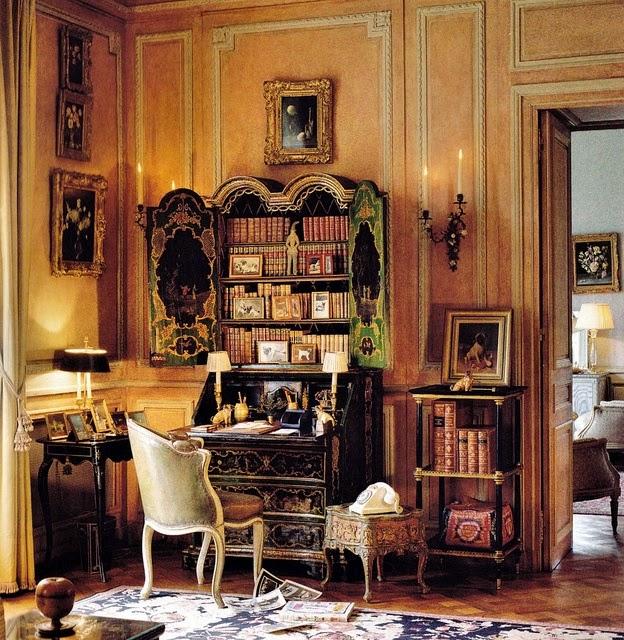 Decorate in ivy league preppy style interior design travel for Despachos lujosos