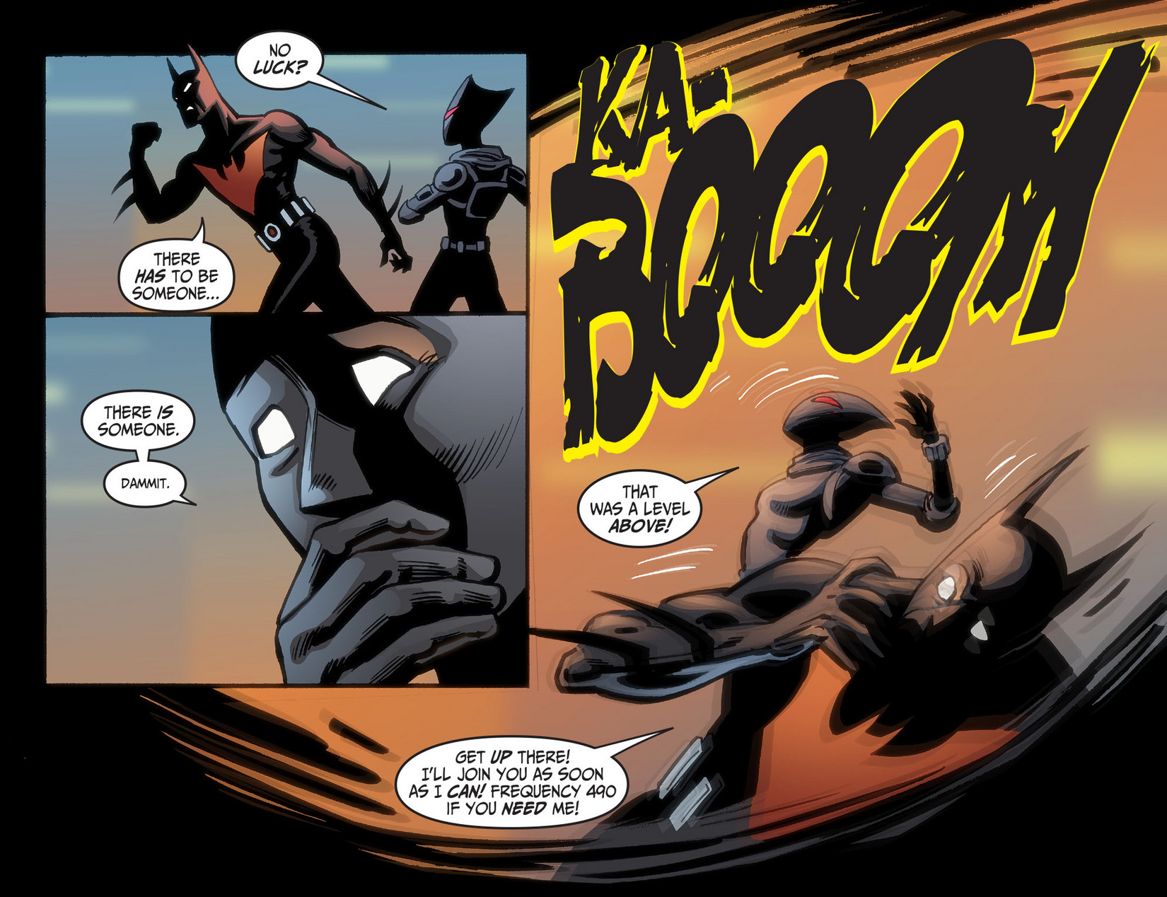 Batman Beyond (2012) Issue #13 #13 - English 11