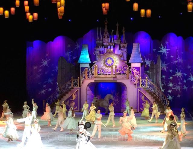 Create With Mom Disney On Ice Dare To Dream