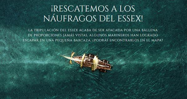 Concurso 'En el corazón del mar'