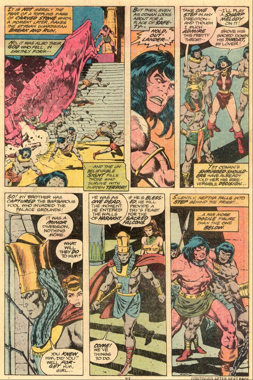 Conan the Barbarian (1970) Issue #76 #88 - English 16