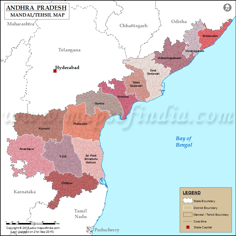 Greater Rajahmundry Maps