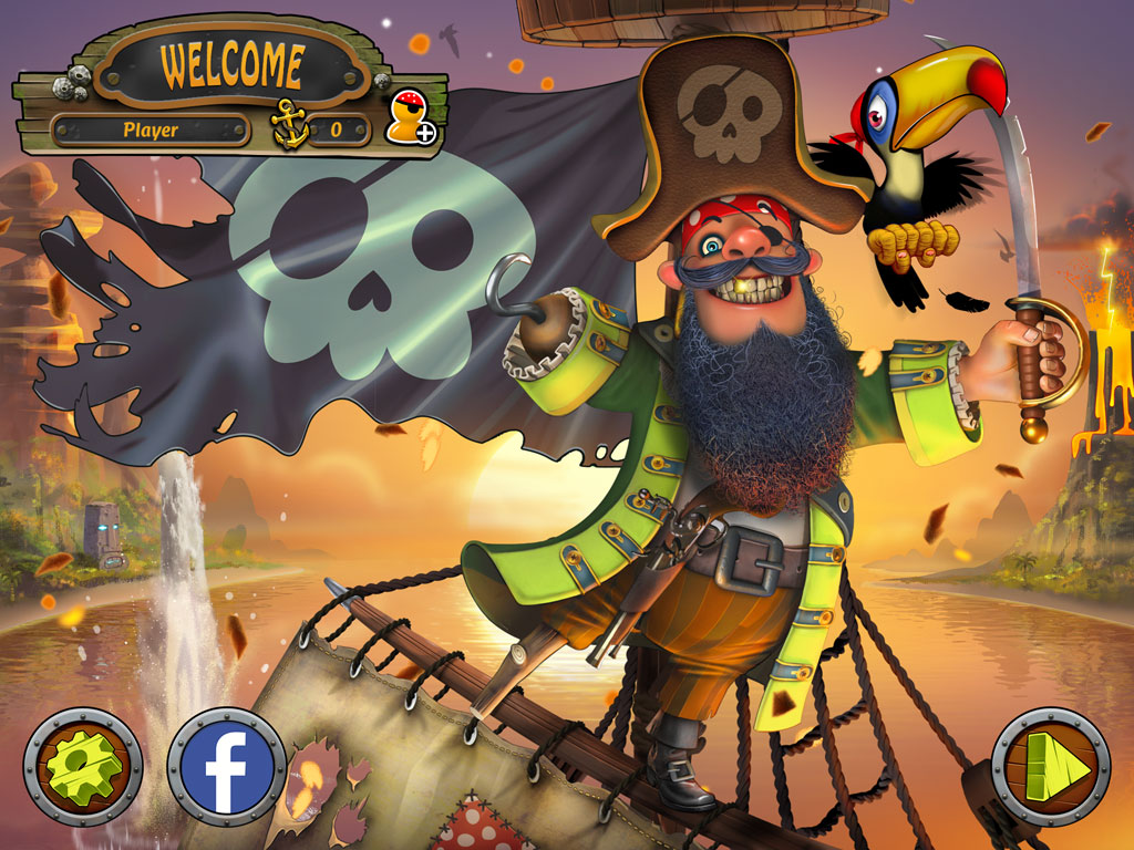 Pirate Legends TD Hack v1.0.1