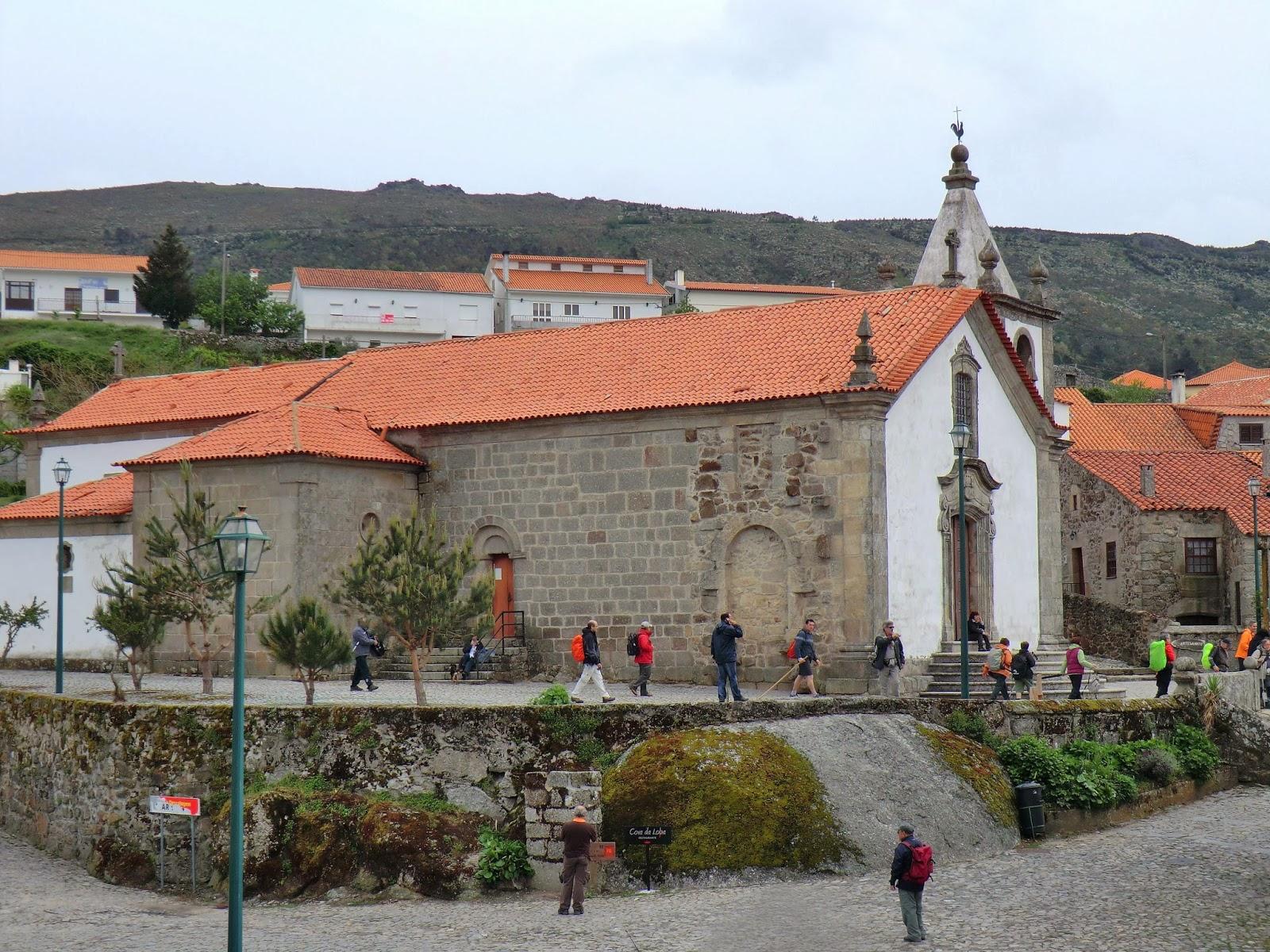 Igreja Matriz de Linhares da Beira