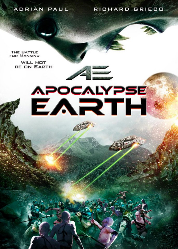 AE : Apocalypse Earth สยองโลกมฤตยู HD 2013