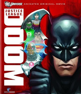 JUSTICE LEAGUE DOOM animated review