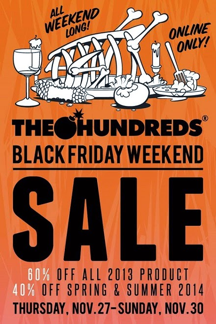 http://thehundreds.com/shop/sale.html