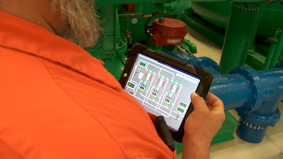 Carson City uses the iPad for controlling its Water and Wastewater Plants