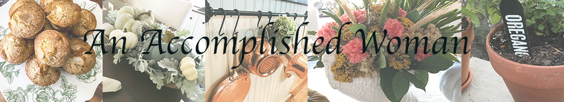 An Accomplished Woman