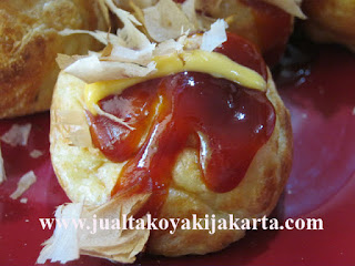 takoyaki halal