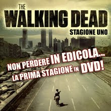 La serie tv di THE WALKING DEAD... in edicola!