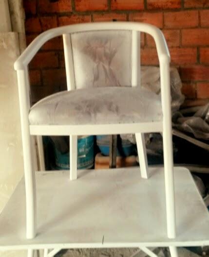 Con un terroncito de sal silla para la habitaci n de basmati - Silla para habitacion ...