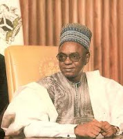 Jonathan Hails Shagari At 88