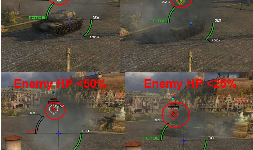 World Of Tanks Mod Bank: [9 9] OMC ModPack Client